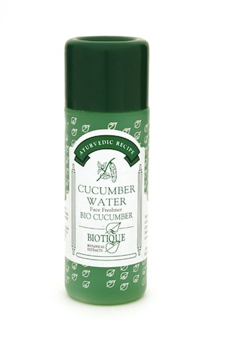 biotique cucumber water