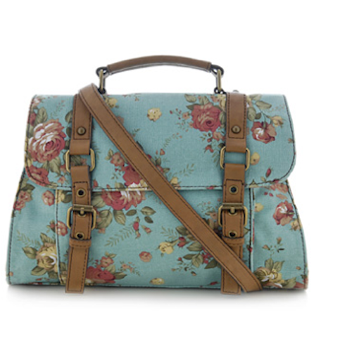 floral bag Bags Trend : HandBags for Summers 2011