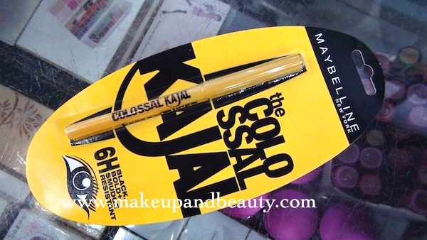 Maybelline colossal volum express mascara price in india