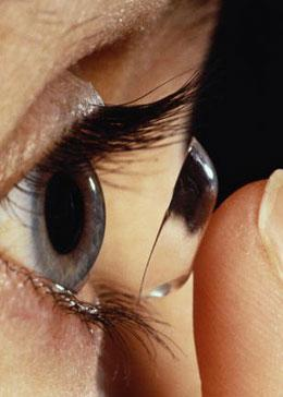 contact lenses problems