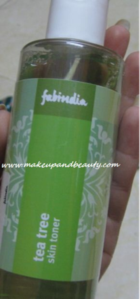 Fabindia Tea Tree Toner