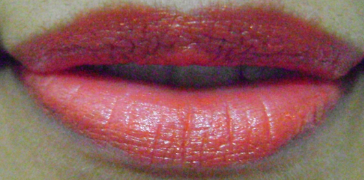 french rose lips