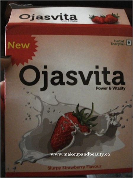 ojasvita strawberry health energizer