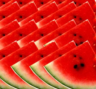 watermelon+slices Beauty Benefits Of Watermelon: Summer Skin Care Secrets