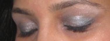 wet n wild eyeshadow look