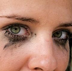 eye makeup meltdown