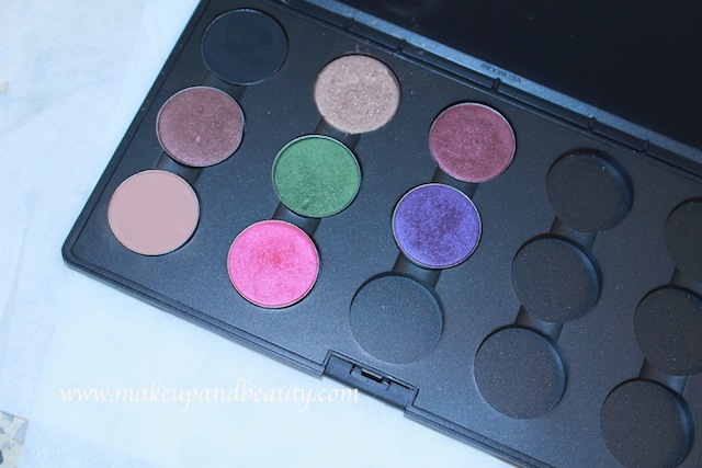 mac eye shadow palette