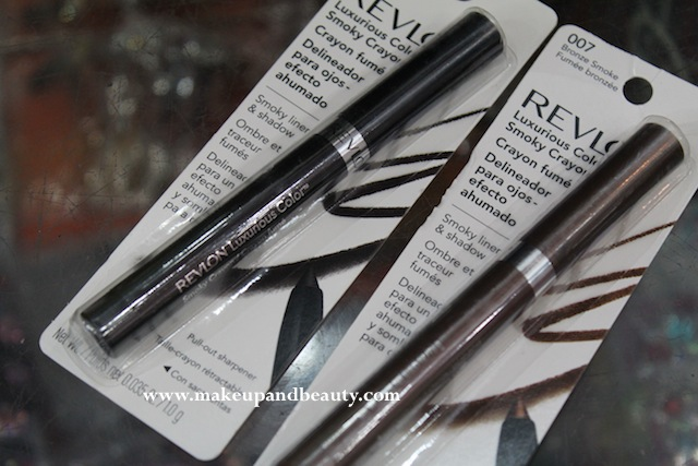Revlon black smoke