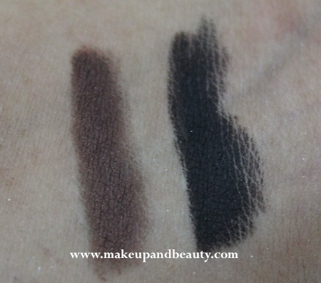 Revlon luxurious color smoky crayon swatches