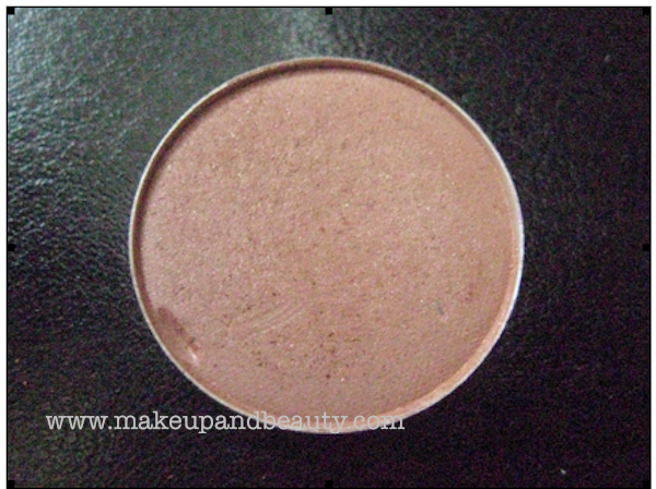 Mac Texture Eyeshadow Review Swatch Indian Makeup And