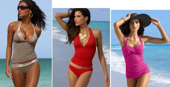 How to Choose Swimsuit According to Body Type