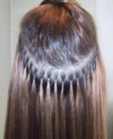 Infusion Hair Extensions