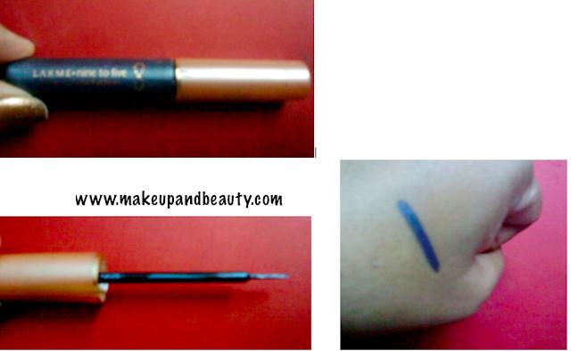 lakme jewel eyeliner oynx wand