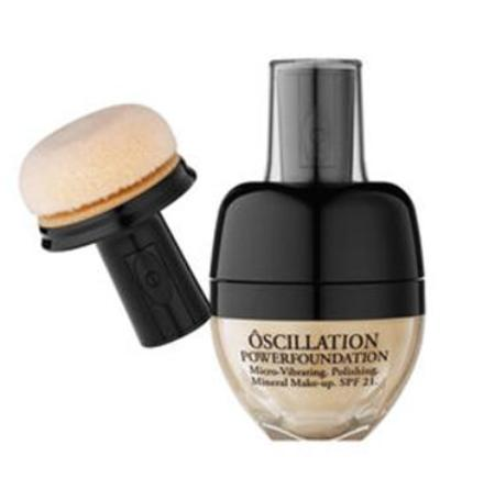 Perfect picture with lancome oscillation powerfoundation