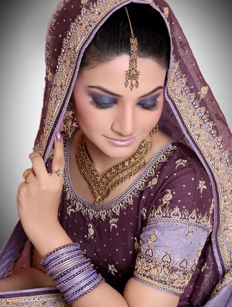makeup indian bride