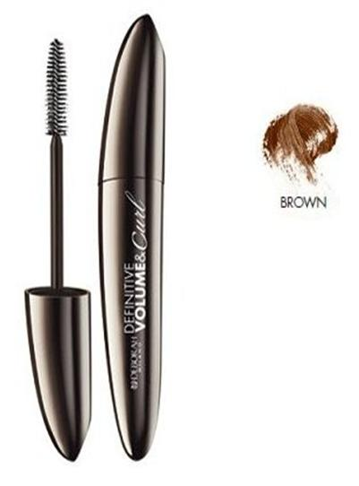 Deborah Milano Definitive Volume Curl Mascara (Marrone+Brown)