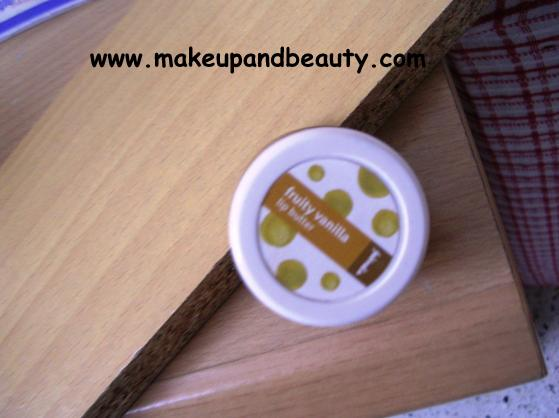 Fabindia Fruity Vanilla Lip Butter