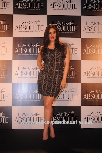 Kareena Kapoor, Face of Lakme ABSOLUTE