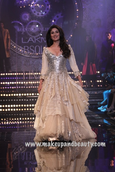 Kareena Kapoor, Face of Lakme Absolute_Lakme Grand Finale