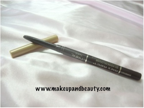 L'oreal eye Pencil Perfect Self Advancing EyeLiner expresso