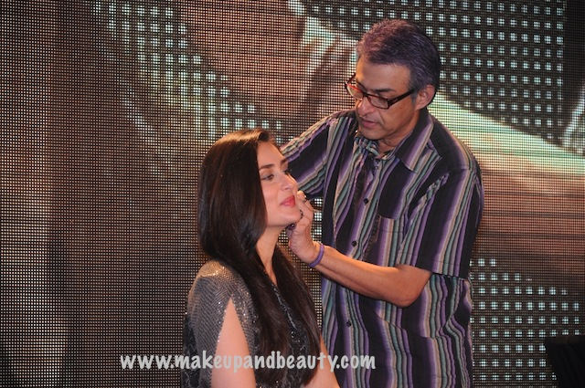 Lakme Make-up Expert_, Cory Wallia showcases