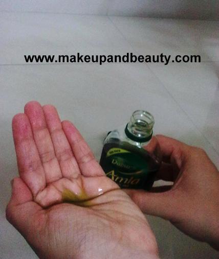 Amla Hair Color With Dabur Amla Hair Oil