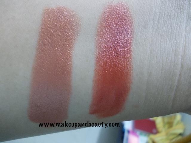 eyetex dazzler lipstick swatch