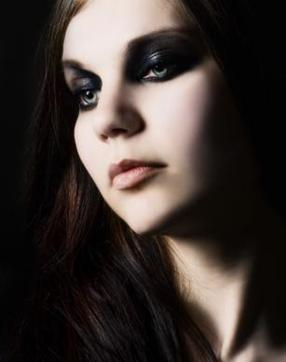 gothic makeup ideas  indian makeup and beauty blog
