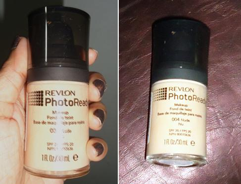 revlon photoready bottle