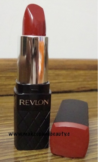 revlon colorburst lipstick crimson review