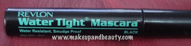 revlon water tight mascara Review
