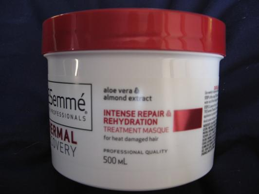tresemme repair rehydration masque