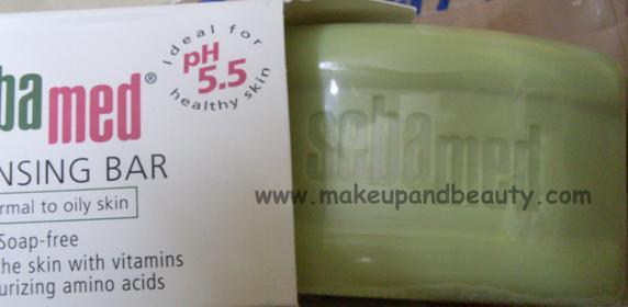 Sebamed Cleansing Bar Review Indian Makeup And Beauty Blog