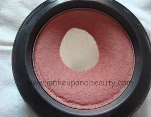 Mac Sheertone Shimmer Blush In Peachykeen Review
