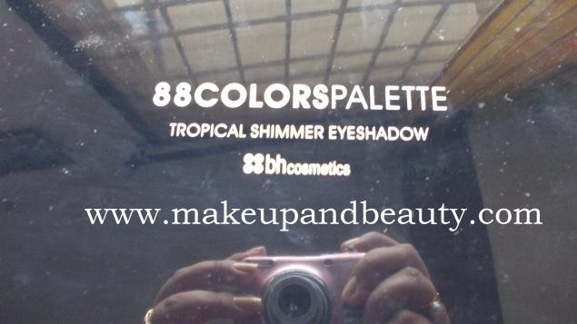 BH cosmetics palette2