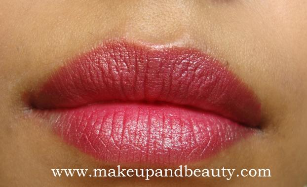 Clinique Raspberry Glace Swatch
