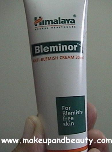 Himalaya Bleminor Antiblemish Cream