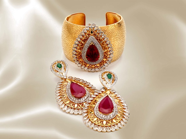 Indian Bridal Jewelry Tips by Shaheen Abbas
