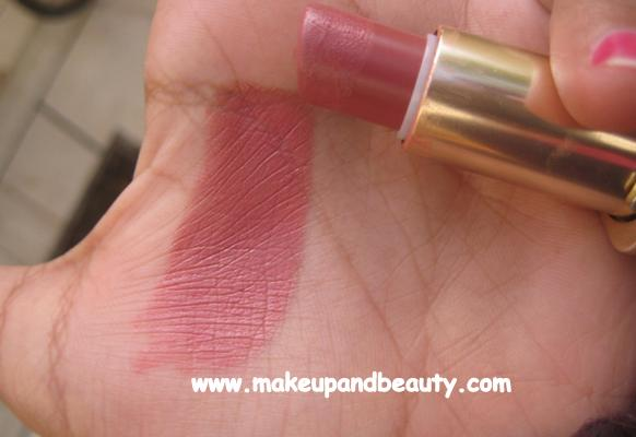 LOreal paris color riche tender pink
