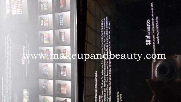 bh cosmetics 14