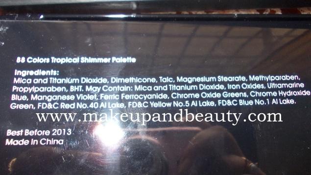 bh cosmetics 16