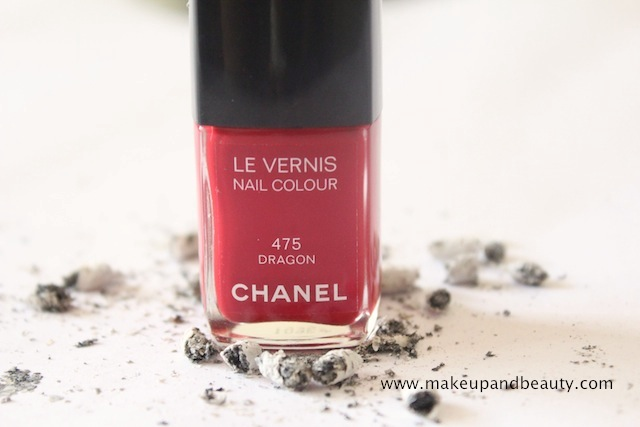 chanel le vernis dragon review, NOTD