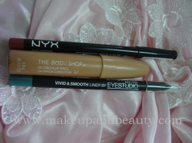 concealer size comparison with nyx