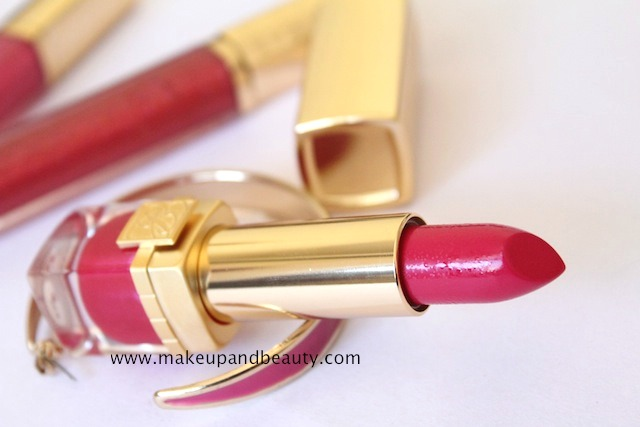 Estee Lauder Pure Color Lipstick Raspberry