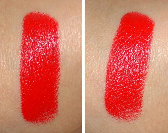 Swatch of Lady Danger from MakeupandBeauty.com