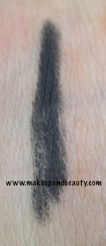 maybelline crayon liner swatch