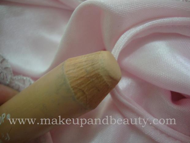 wooden concealer pencil