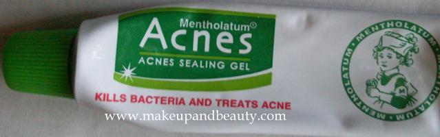 Acnes Acne sealing gel