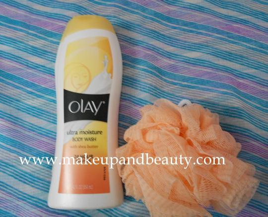 Olay Ultra Moisture Body Wash With SheaButter Review