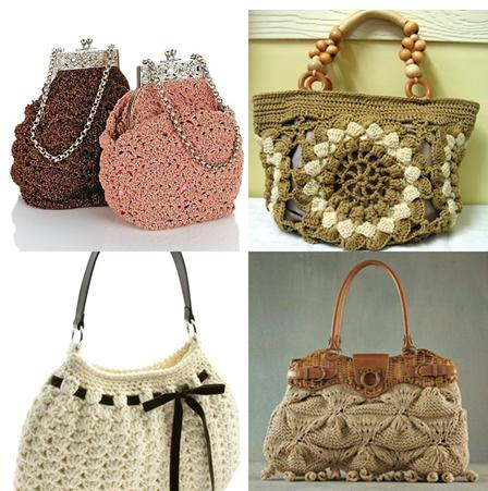 Crochet Accessories : Trendy Crochet Accessories - Indian Fashion Blog